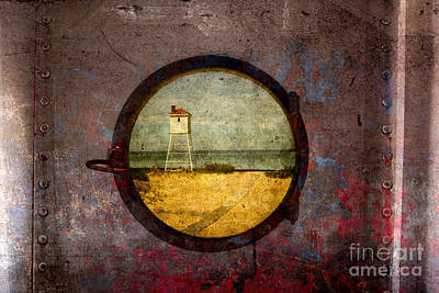 Any Port Print by Todd Bielby