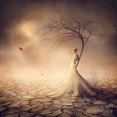 Goddess Digital Art Mixed Media - Apogee by Svetlana Sewell