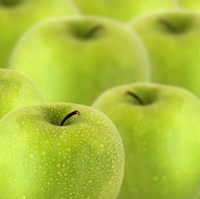 Apples Print by D Plinth