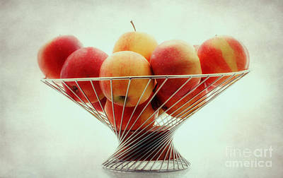 Apples Print by SK Pfphotography