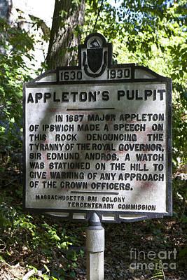 Appleton Photograph - Appletons Pulput by Jason O Watson