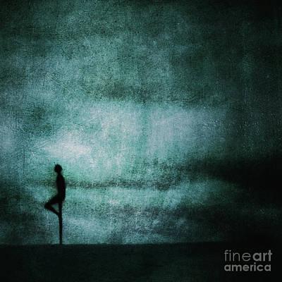 Alone Digital Art - Approaching Dark by Andrew Paranavitana