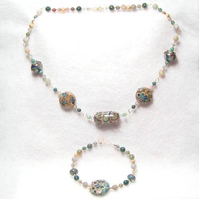 14k Jewelry - Aqua Aurum by Amy Bozarth