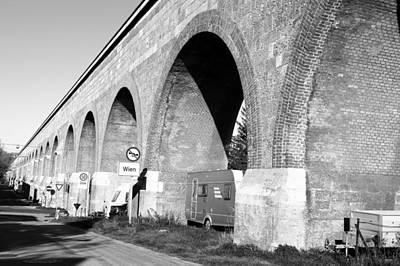 Cslanec Photograph - Aquaduct by Christian Slanec