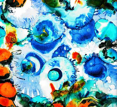 Aquatis  Original by Sir Josef Social Critic - ART