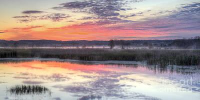 Northern Michigan Photograph - Arcadia Lake by Twenty Two North Photography