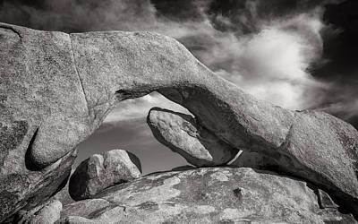 Sonoran Desert Photograph - Arch Rock by Joseph Smith