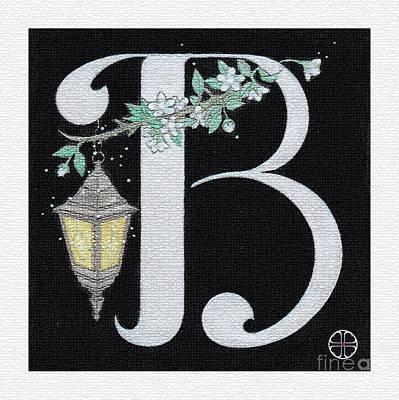 Archangel B Print by Art By LaRoque