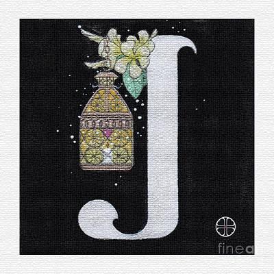 Archangel J Print by Art By LaRoque