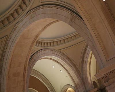 Arches Abound Print by Diana L Elliott