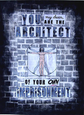 Architect Original by Susan K Leslie