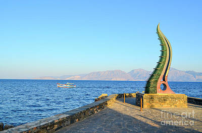 Photograph - Architecture In Crete by Fine art Photographs