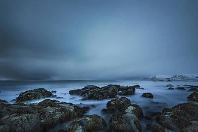 Arctic Photograph - Arctic Coast by Frank Olsen