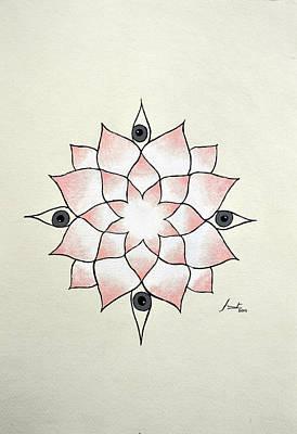 Blossoming Painting - Argan by Sumit Mehndiratta