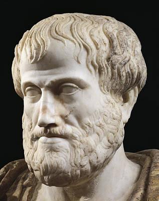 Plato Sculpture - Aristotle by Lysippus