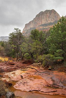 Sedona Arizona Photograph - Arizona Red Rock by Joseph Smith