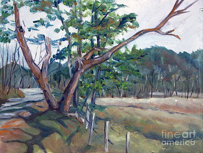 Painting - Around Cades Cove by Janet Felts