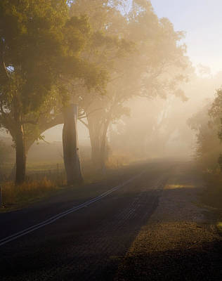 Adelaide Photograph - Around The Bend by Mike  Dawson