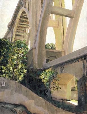 Arroyo Seco Bridge Original by Randy Sprout