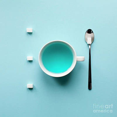 Cup Photograph - Art Kitchen by Andrey A