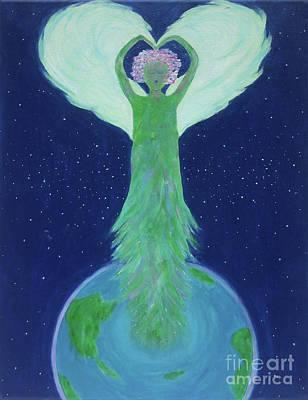 Painting - Arya by Jade