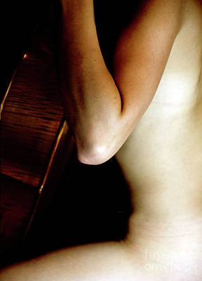 Nude Female Art Photograph - As Sound Forms by Jacob Smith