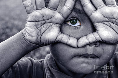Photograph - Asian Boy  by Fine art Photographs