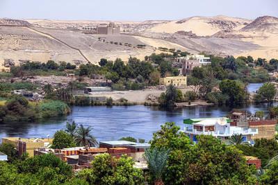 Khan Photograph - Aswan - Egypt by Joana Kruse