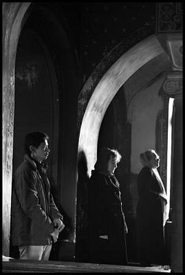 Photograph - At Prayer by Julia Bridget Hayes