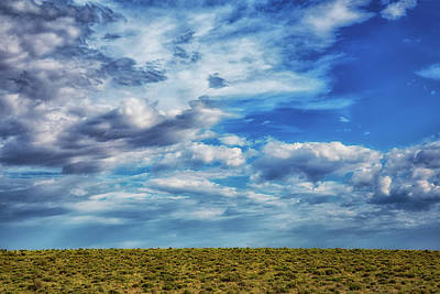 Terra Firma Photograph - At The Edge Of Terra Firma by Darby Donaho