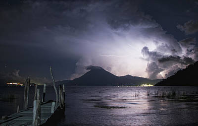 Photograph - Atitlan by Francesco Nadalini