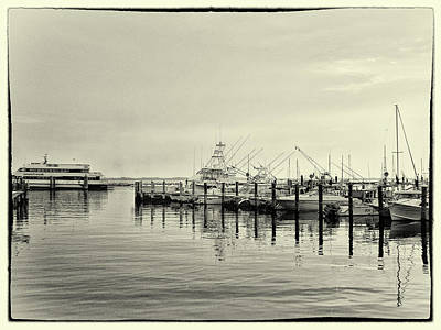 Photograph - Atlantic Highlands Harbor At Sunrise  New Jersey   Usa by Mother Nature