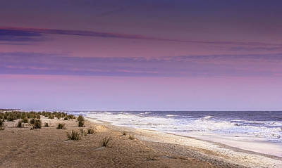Sand Dunes Photograph - Atlantic Morning by Marvin Spates