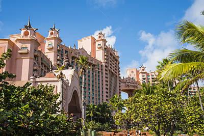 Atlantis Resort - Nassau - Bahamas Print by Jon Berghoff