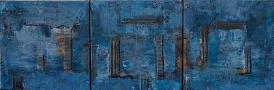 Atlantis Painting - Atlantis by Stella Arden
