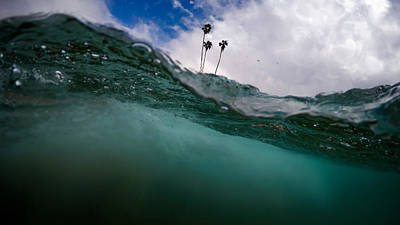 Turbulent Photograph - Atmospheric Pressure by Sean Foster