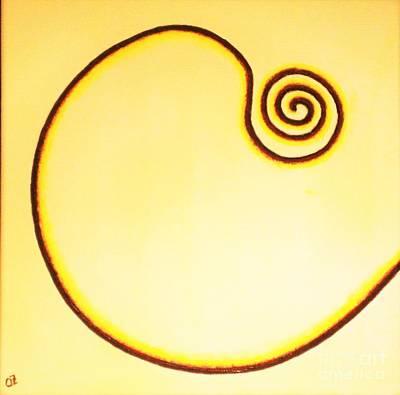 Atomic Movement Original by Olga Zavgorodnya