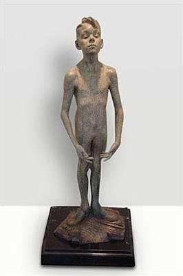 Richard Macdonald Sculpture - Attitude by Richard MacDonald