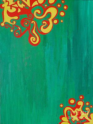 Attraktion Original by Rebecca Fulweiler