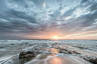 Augustine Sunrise Original by Jon Glaser