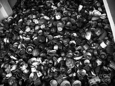 Auschwitz Photograph - Auschwitz-birkenau Bowls by RicardMN Photography
