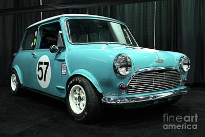 Austin Cooper Print by Wingsdomain Art and Photography