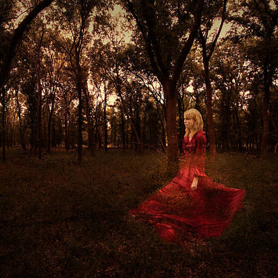 Fading Dream Photograph - Lost by Amber Dopita