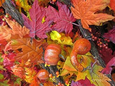 Autumn Colors Original by John Malone