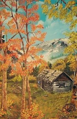 Autumn Memories Print by Sharon Duguay