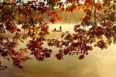 Autumn Photograph - Autumn Nostalgia by Rob Blair