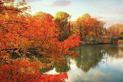 Autumn Splendor Print by Jessica Jenney