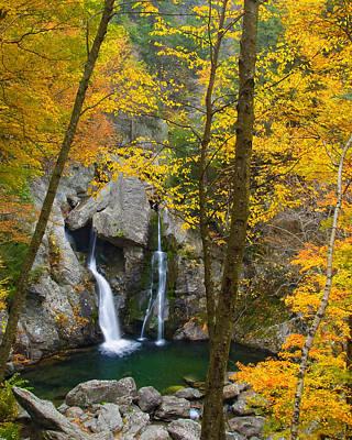 Bash Bish Falls Photograph - Autumn Splendor by Neil Shapiro