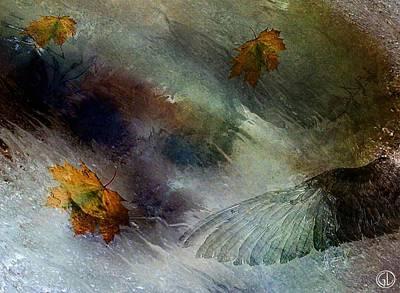 Autumn Storm Print by Gun Legler
