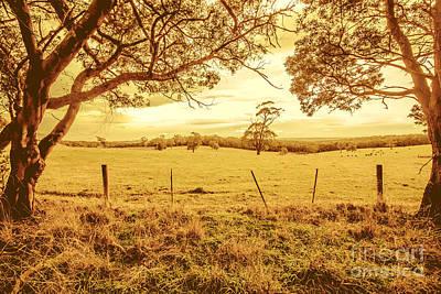 Autumn Vista Print by Jorgo Photography - Wall Art Gallery